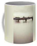 Portrait Of A London Bridge Coffee Mug