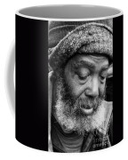 Portrait Of A Man In New Orleans Coffee Mug