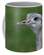 Portrait Of A Rhea Coffee Mug
