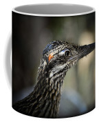 Portrait Of A Roadrunner  Coffee Mug