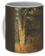 Portrait Of A Tree Trunk Coffee Mug