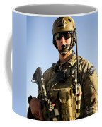 Portrait Of A U.s. Air Force Joint Coffee Mug