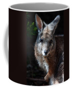 Portrait Of A Wallaby Coffee Mug