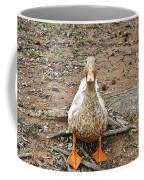 Portrait Of An Alabama Duck Coffee Mug