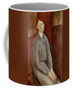 Portrait Of Annie Bjarne Coffee Mug