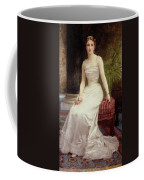 Portrait Of Madame Olry-roederer Coffee Mug by William-Adolphe Bouguereau