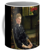 Portrait Of Mrs Ralph Sneyd Coffee Mug