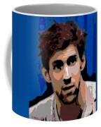 Portrait Of Phelps Coffee Mug
