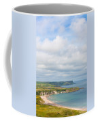 Portrait View Of White Park Bay Coffee Mug