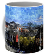 Portsmouth Nh North End Pnewc Coffee Mug