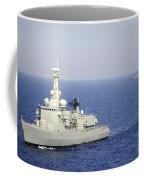 Portuguese Navy Frigate Nrp Bartolomeu Coffee Mug