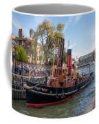 Portwey Tug Coffee Mug