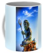 Poseidon Coffee Mug by Dan Stone