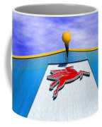 Poseidon's Steed Coffee Mug