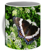 Posing Butterfly Coffee Mug