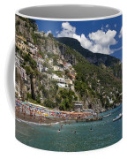 Positano Seaside Coffee Mug