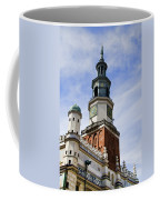 Posnan Poland Clock Tower Coffee Mug