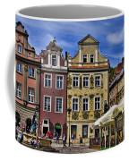 Posnan Shops - Poland Coffee Mug