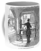 Post Office, 1856 Coffee Mug