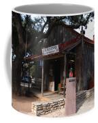 Post Office In Luckenbach Texas Coffee Mug