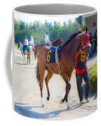 Post-time Parade Coffee Mug