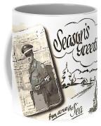 Postcard From War Coffee Mug