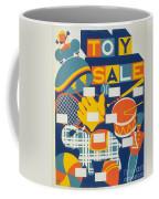 Poster: Toys, C1940 Coffee Mug by Granger