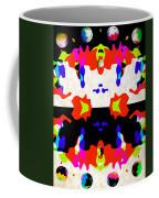 Postive And Negative Space Coffee Mug