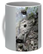 Pot Hole In Niagara River Coffee Mug