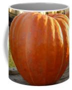 Pounds Of Pumpkin  Fun Coffee Mug