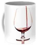 Pouring Wine Coffee Mug