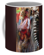 Pow Wow Dancer Coffee Mug