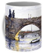 Prague Bridges Coffee Mug