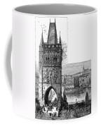 Prague: Carlsbridge Coffee Mug