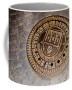 Prague Manhole Cover Coffee Mug