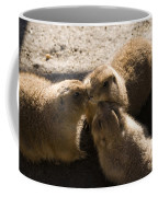 Prairie Dog Gossip Session Coffee Mug