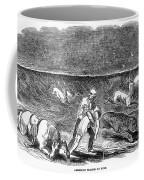 Prairie Fire, 1844 Coffee Mug