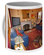 Prairie House Interior Coffee Mug