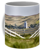 Prairie Town With Elevator Coffee Mug