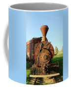 Prairie Train Coffee Mug