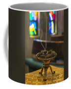 Prayers Rise Like Incense Coffee Mug