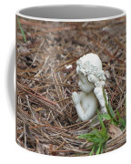 Praying Angel Coffee Mug