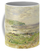 Preaching Of St. Columba Iona Inner Hebridies Coffee Mug by William McTaggart