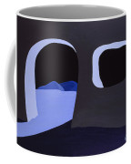 Prehistoric Nocturne Coffee Mug
