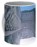 Prehistoric Ruins Of Mitla Coffee Mug