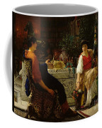 Preparations For The Festivities Coffee Mug by Sir Lawrence Alma-Tadema