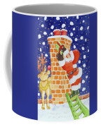 Present From Santa Coffee Mug by Tony Todd