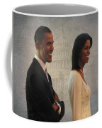 President Obama And First Lady Coffee Mug
