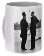 President Roosevelt And Gifford Pinchot Coffee Mug