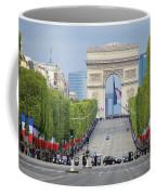 President Sarkozy Coffee Mug